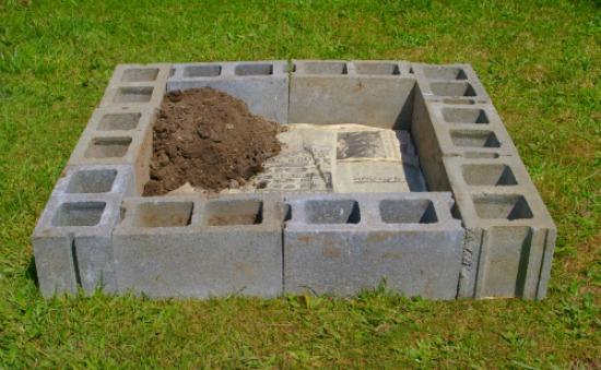 Building A Cinder Block Garden